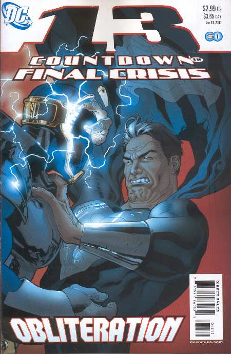 13  COUNTDOWN TO FINAL CRISIS