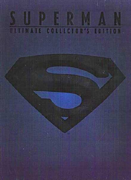 SUPERMAN USA 14 DVDs