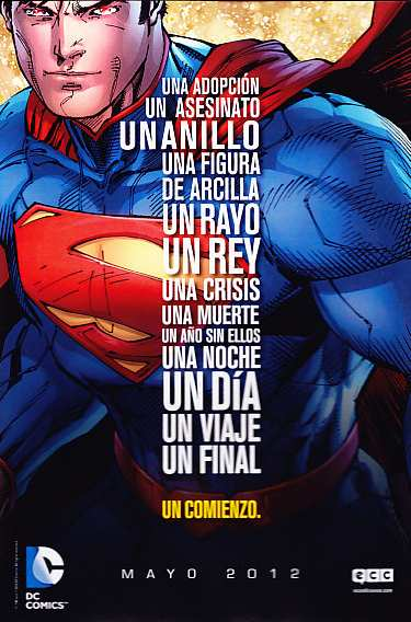 FOLLETO SUPERMAN 1