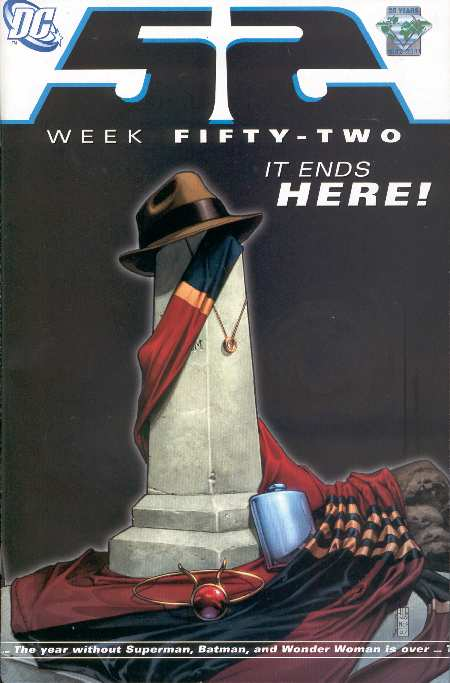 52 WEEK FIFTY TWO ALTERNATE COVER
