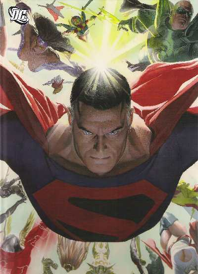 AVENTURAS DE SUPERMAN KINGDOM COME PLANETA