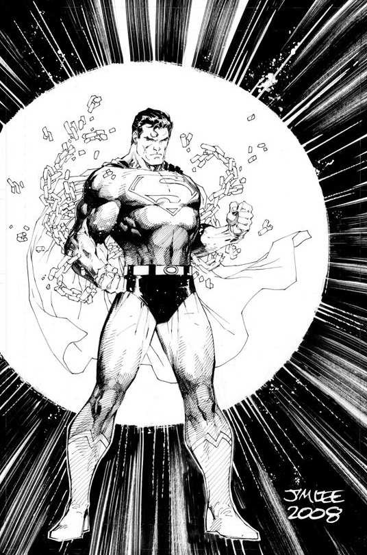 DIBUJO DE JIM LEE