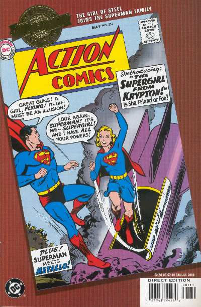 ACTION COMICS #252 MILLENIUM