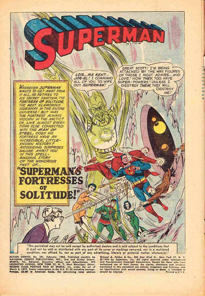 SUPERMAN 100 PAGE SPECTACULAR