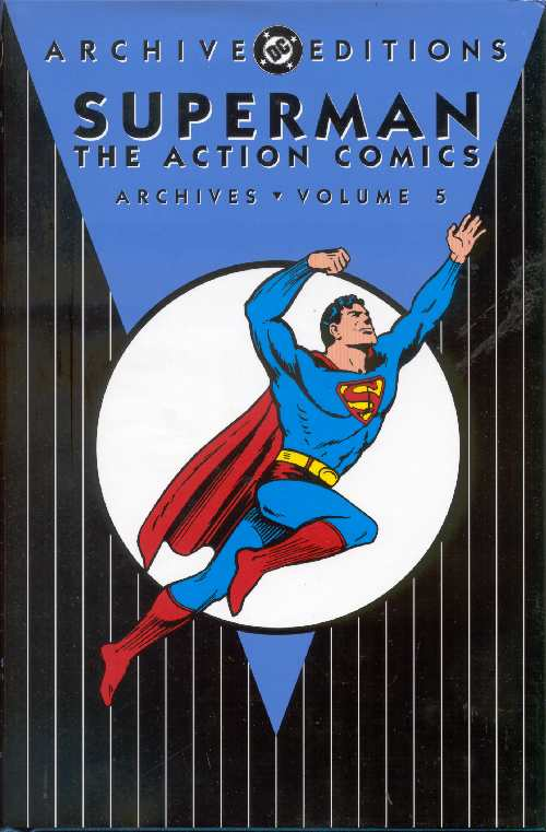 ACTION COMICS ARCHIVES VOL.5