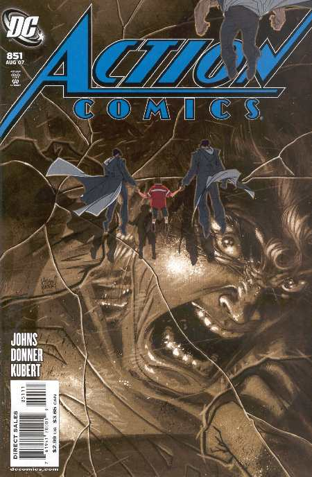ACTION COMICS #851 DC COMICS