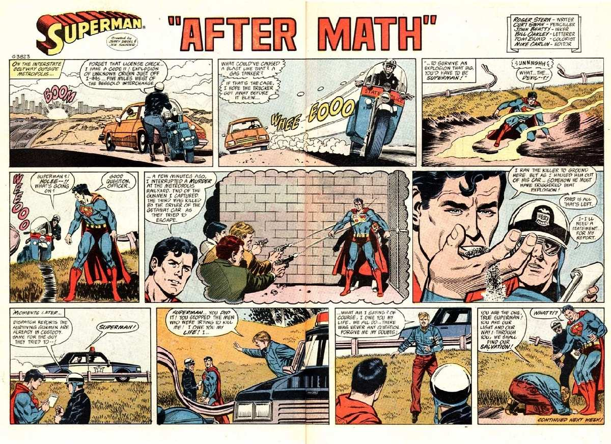 ACTION COMICS WEEKLY