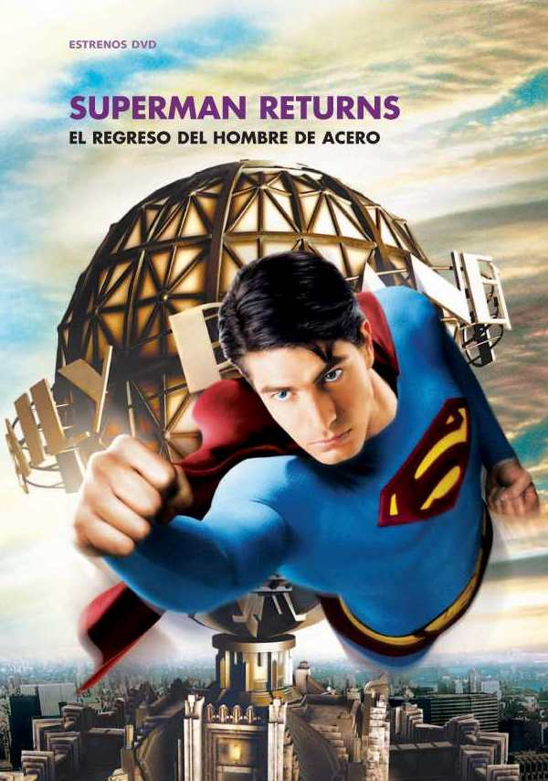 SUPERMAN RETURNS EN ALTA DEFINICION