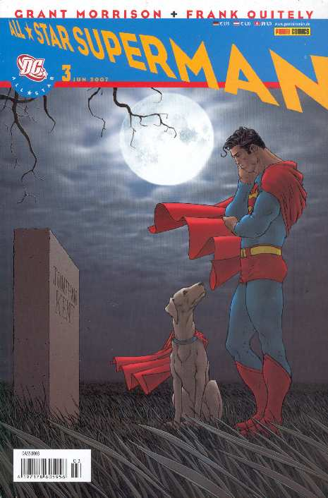 ALL STAR SUPERMAN 3 GERMAN