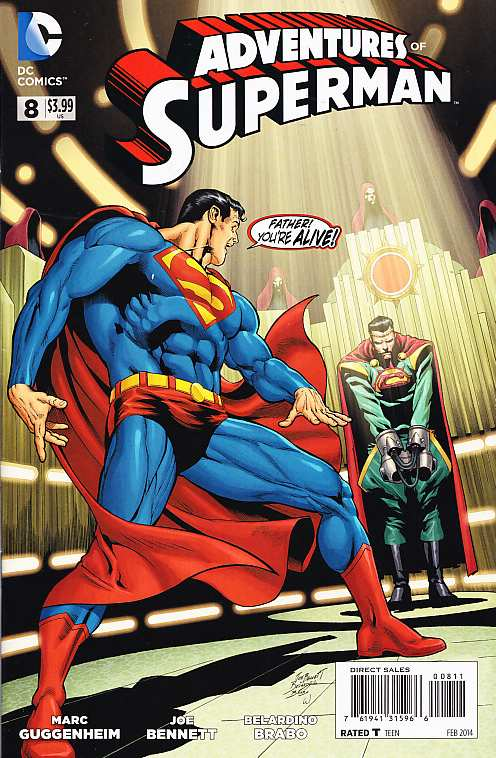ADVENTURES OF SUPERMAN 8