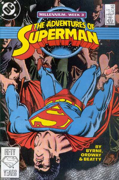 ADVENTURES OF SUPERMAN 436 USA
