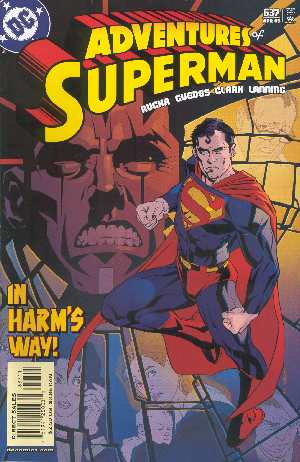 THE ADVENTURES OF SUPERMAN #637