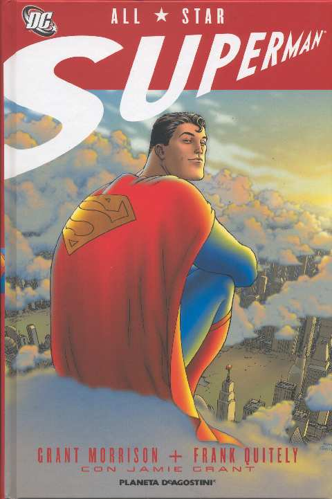 ALL STAR SUPERMAN BY PLANETA DEAGOSTINI