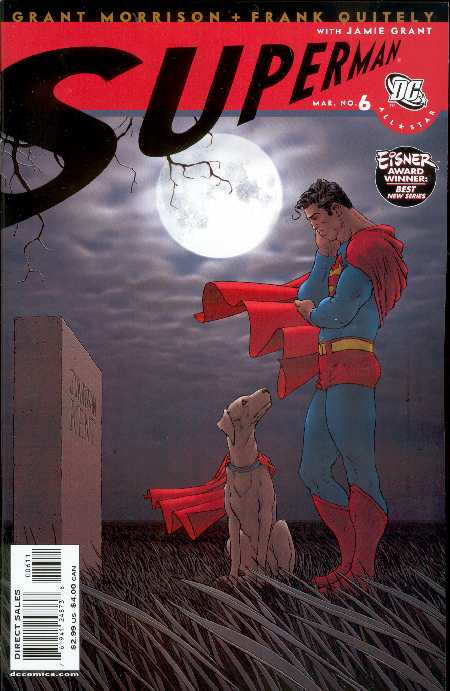 SUPERMAN ALL STAR#6