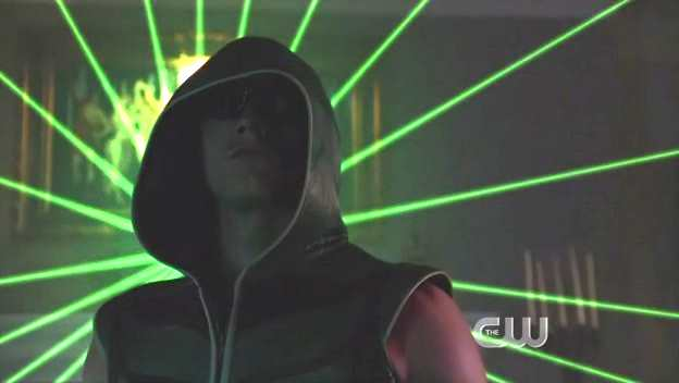 SMALLVILLE EPISODO 6X4 ARROW