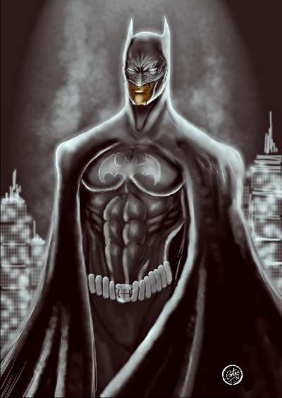 BATMAN CANTAS 78