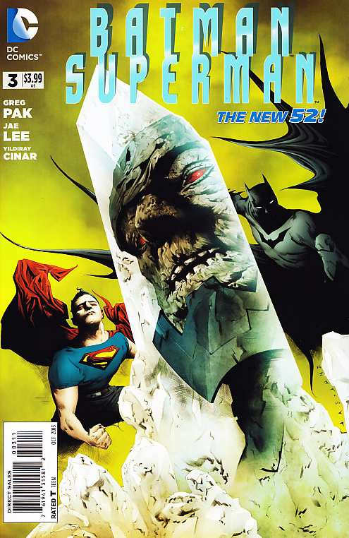 BATMAN SUPERMAN #3
