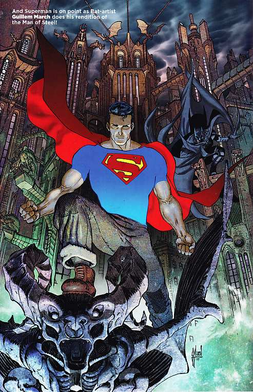 BATMAN-SUPERMAN 1