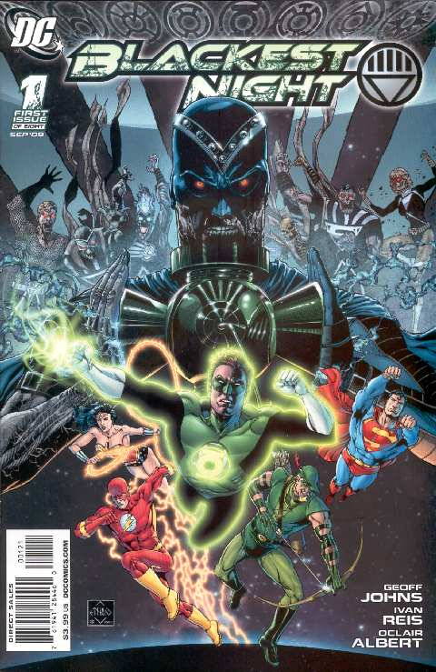 BLACKEST NIGHT #1