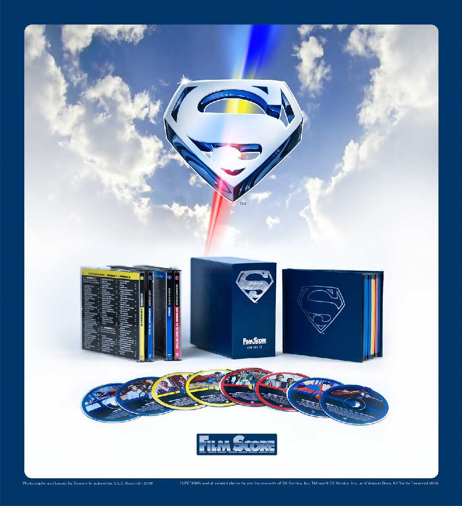 SUPERMAN BLUE BOX