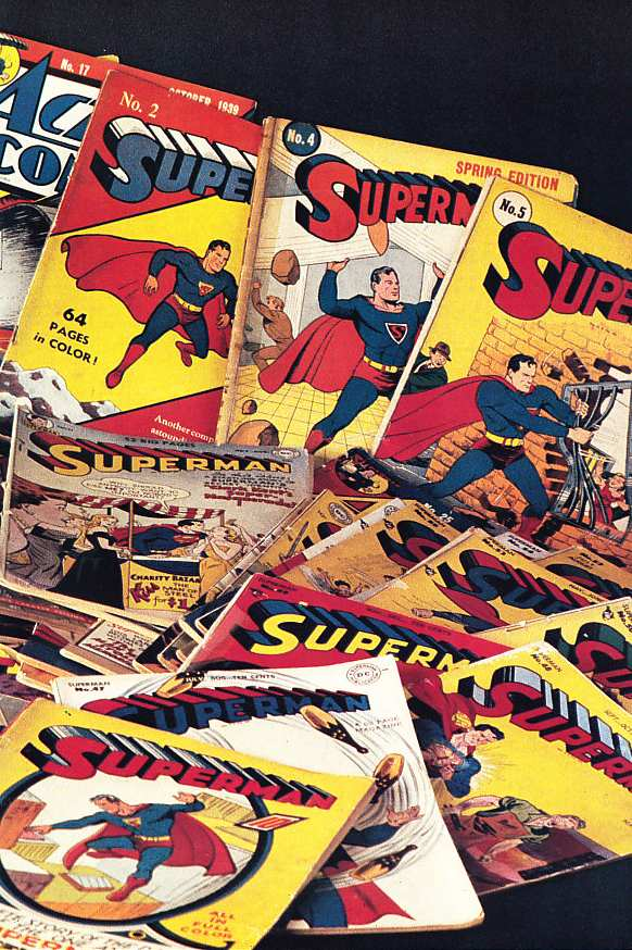 THE ADVENTURES OF SUPERMAN COLLECTING