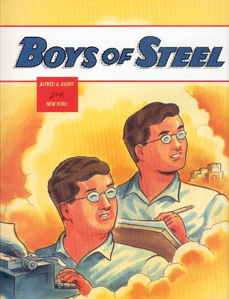 BOYS OF STEEL