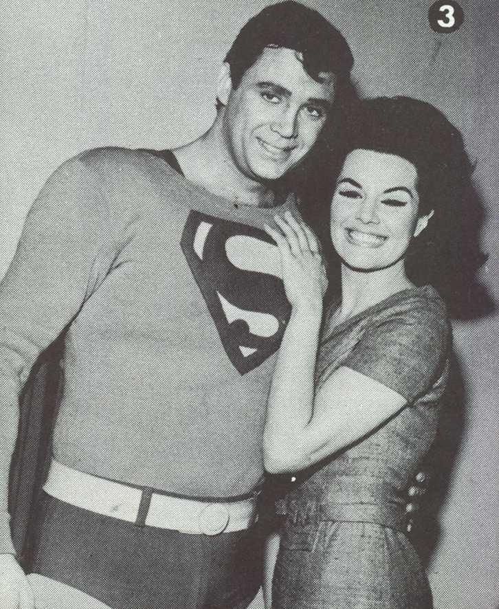 BOB HOLIDAY. SUPERMAN ON BRADWAY