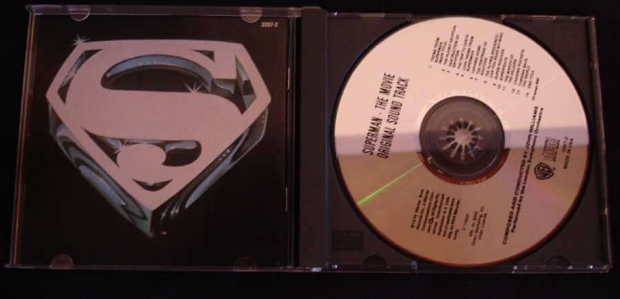 SUPERMAN BANDAS SONORAS
