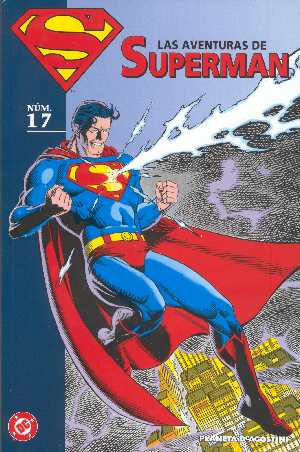 ADEVENTURES OF SUPERMAN 17