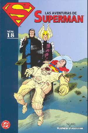 ADEVENTURES OF SUPERMAN 18