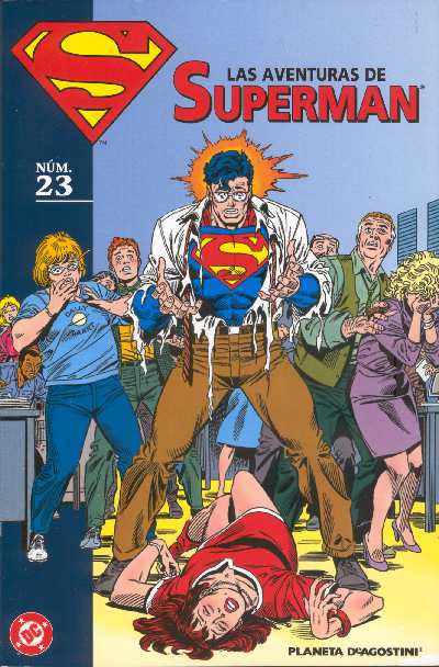 ADVENTURAS DE SUPERMAN 23