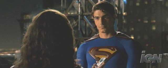 SUPERMAN RETURNS CLIP 9