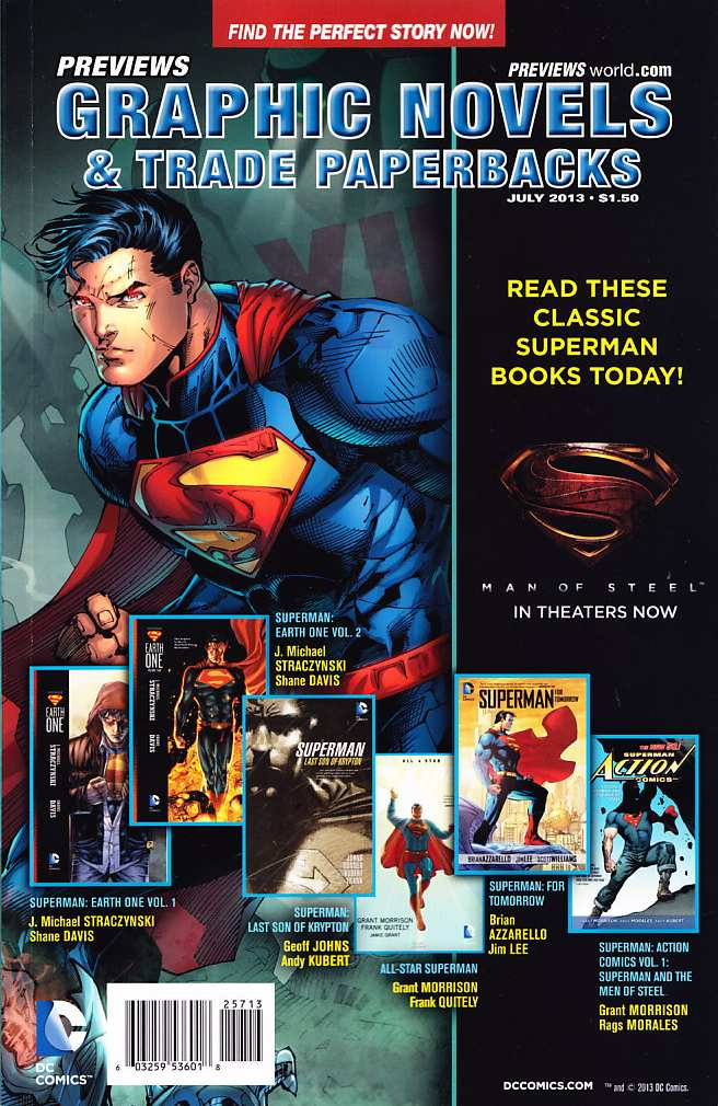 PREVIEWS GRAPHIC NOVELS CATALOGUE