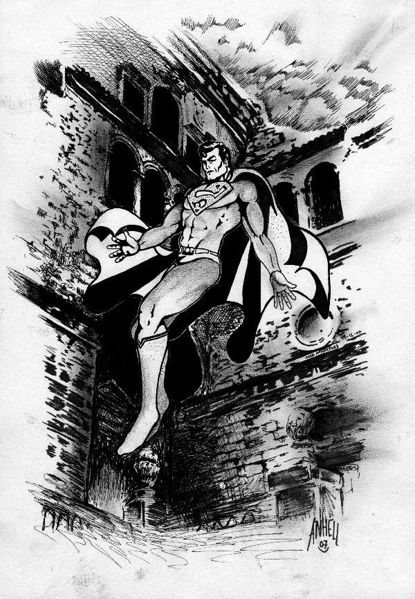 SUPERMAN BY