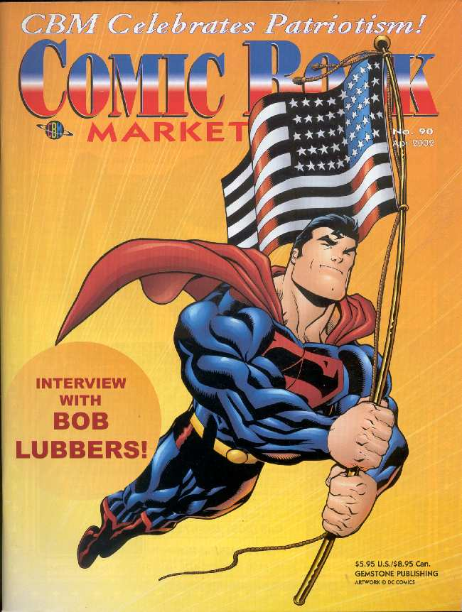 COMIC BOOK MARKETPLACE 90