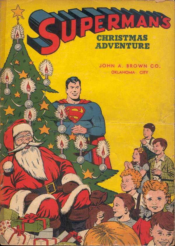 SUPERMAN'S CHRISTMAS ADEVENTURE 1944