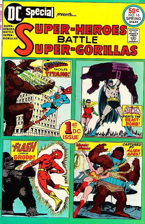 DC SPECIAL #16