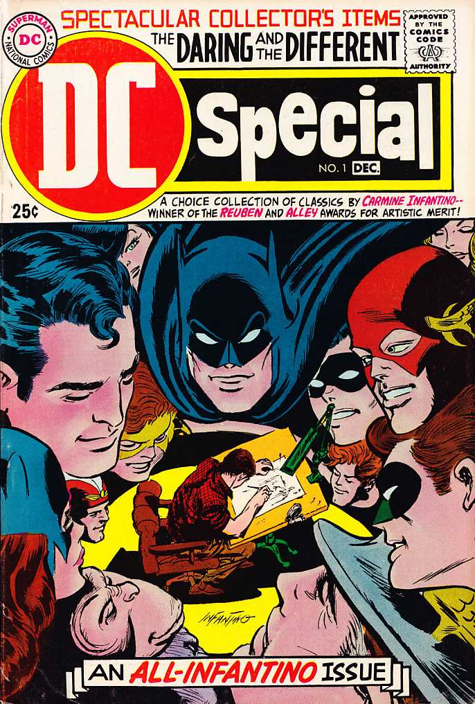 DC SPECIAL #1