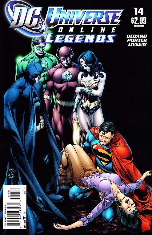 DC UNIVERSE LEGENDS #14
