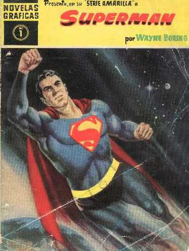 SUPERMAN EDITORIAL DOLAR