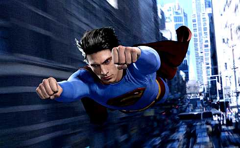 SUPERMAN RETURNS EN IMAX