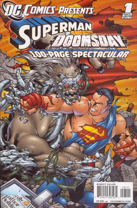 DOOMSDAY 100 PAGE SPECTACULAR