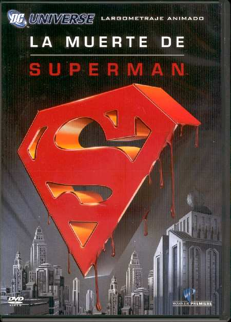 Resultado de imagen de la muerte de superman
