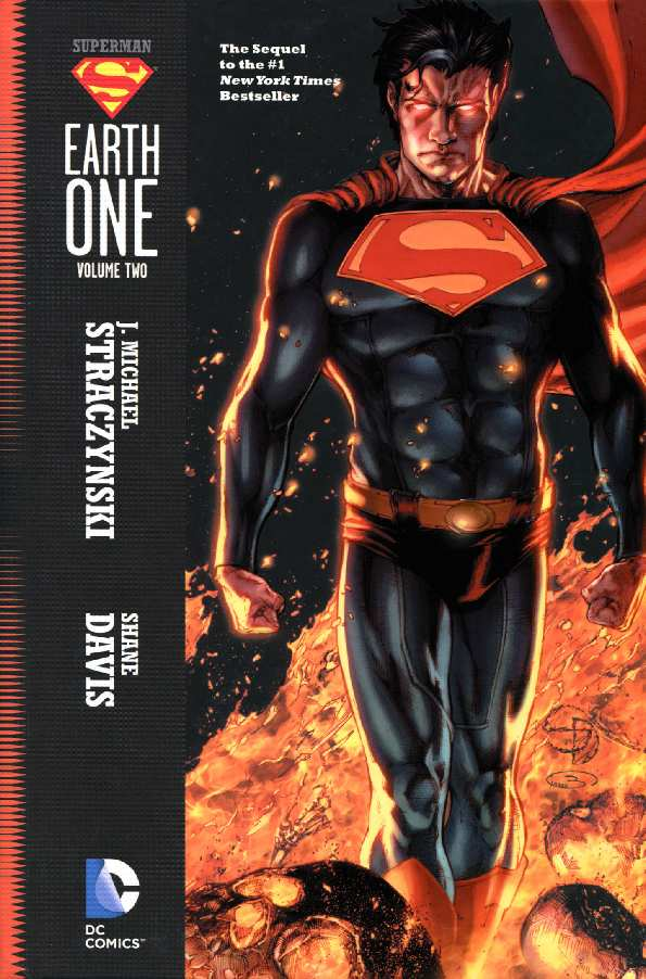 SUPERMAN EARTH ONE VOL.2