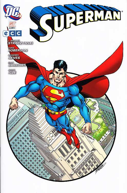 SUPERMAN ECC 57