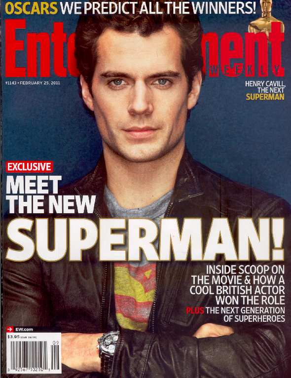 ENTERTAINMENT WEEKLY 1143