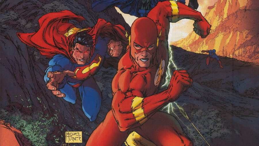 THE FLASH #209