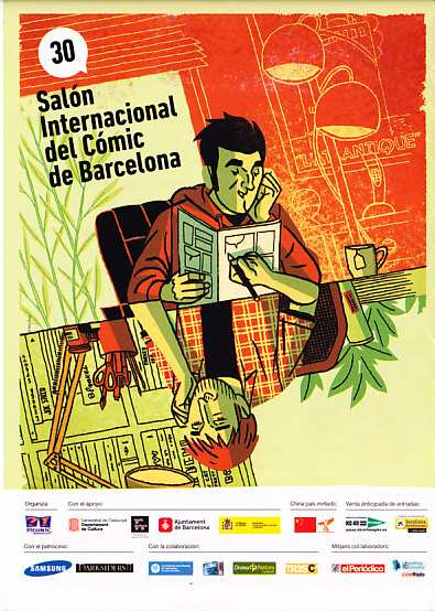 FOLLETO SALON DEL COMIC