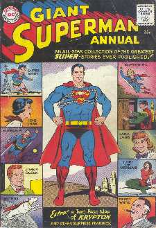GIANT SUPERMAN ANNUAL 1
