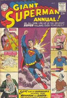 GIANT SUPERMAN ANNUAL 2